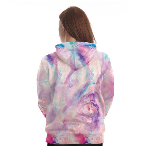 Halogram Unicorn Hoodies