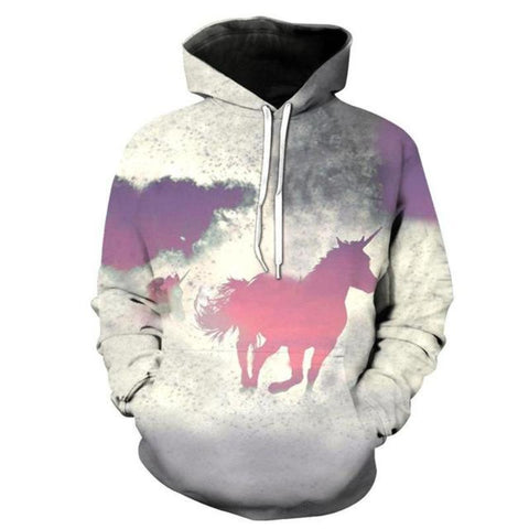 Image of Cloud Unicorn Hoodie