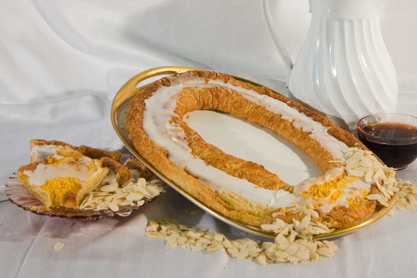 Almond Danish Kringle 20oz.