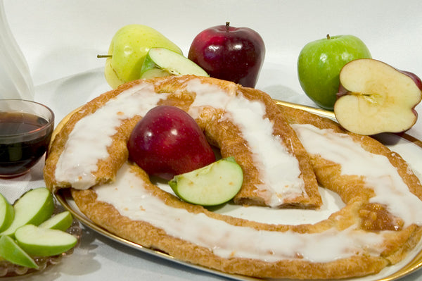 Apple Danish Kringle 20oz.