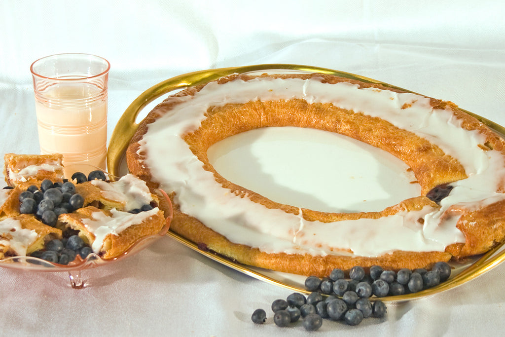 Blueberry Kringle