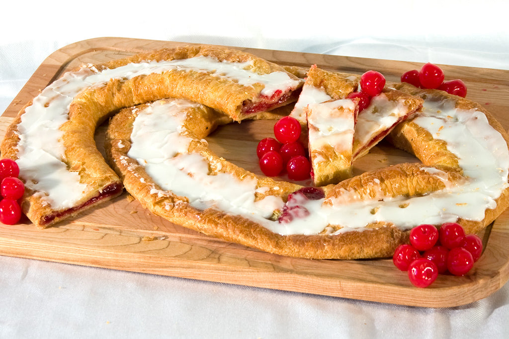 Cherry Danish Kringle 20oz.