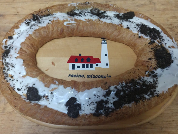 Cookies and Cream Kringle 20oz. Kringle of The Month!