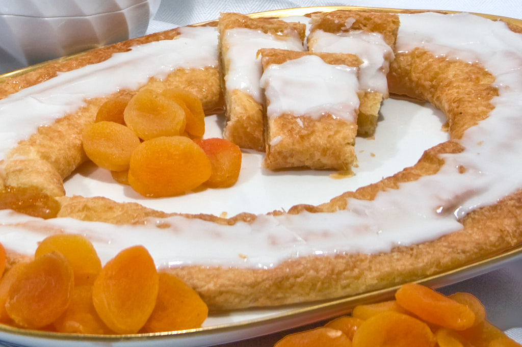 Apricot Danish Kringle 20oz.