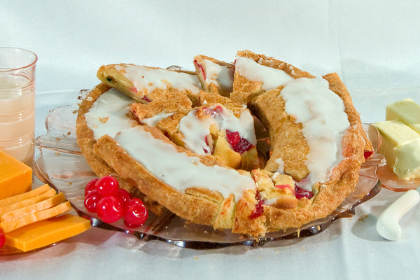 Cherry Cheese Danish Kringle 20oz.