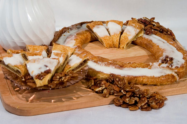 Pecan Danish Kringle 20oz