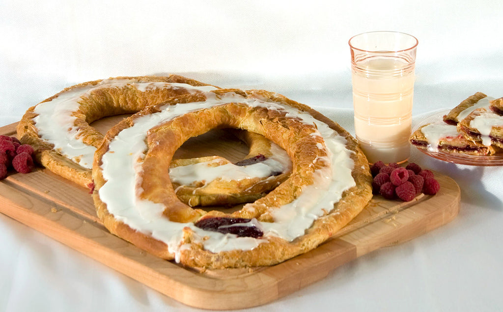 Raspberry Danish Kringle 20oz.