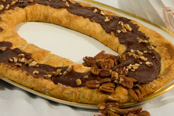 Turtle Danish Kringle 20oz.