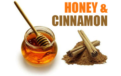 Healing with Honey and Cinnamon!