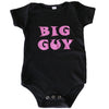 Big Guy Short Sleeve Baby Onesie