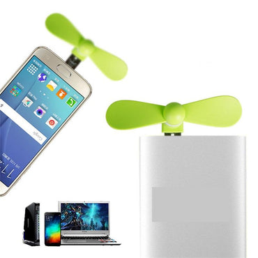 Portable USB Cooling Fan