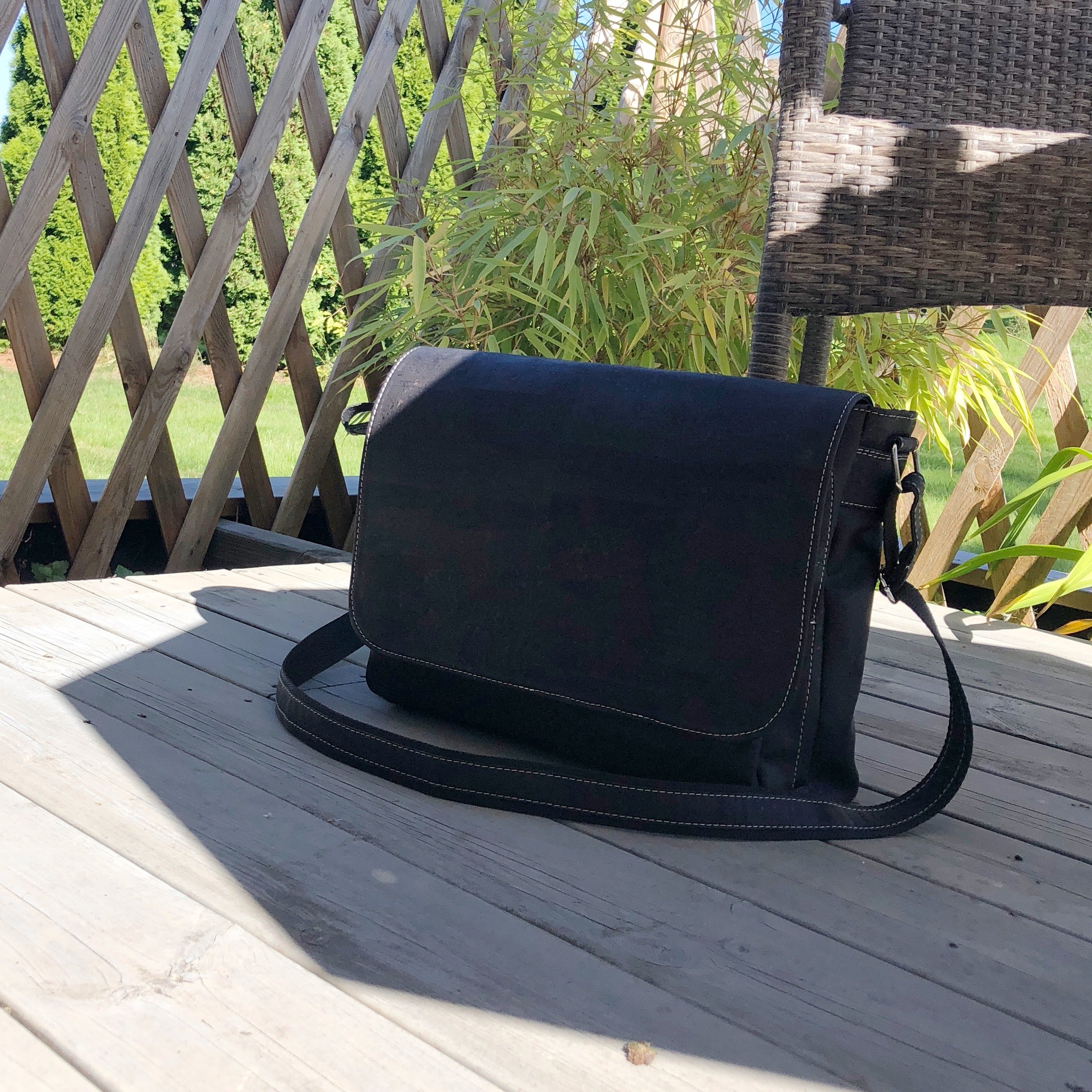 MESSENGER PC veske – Corkini