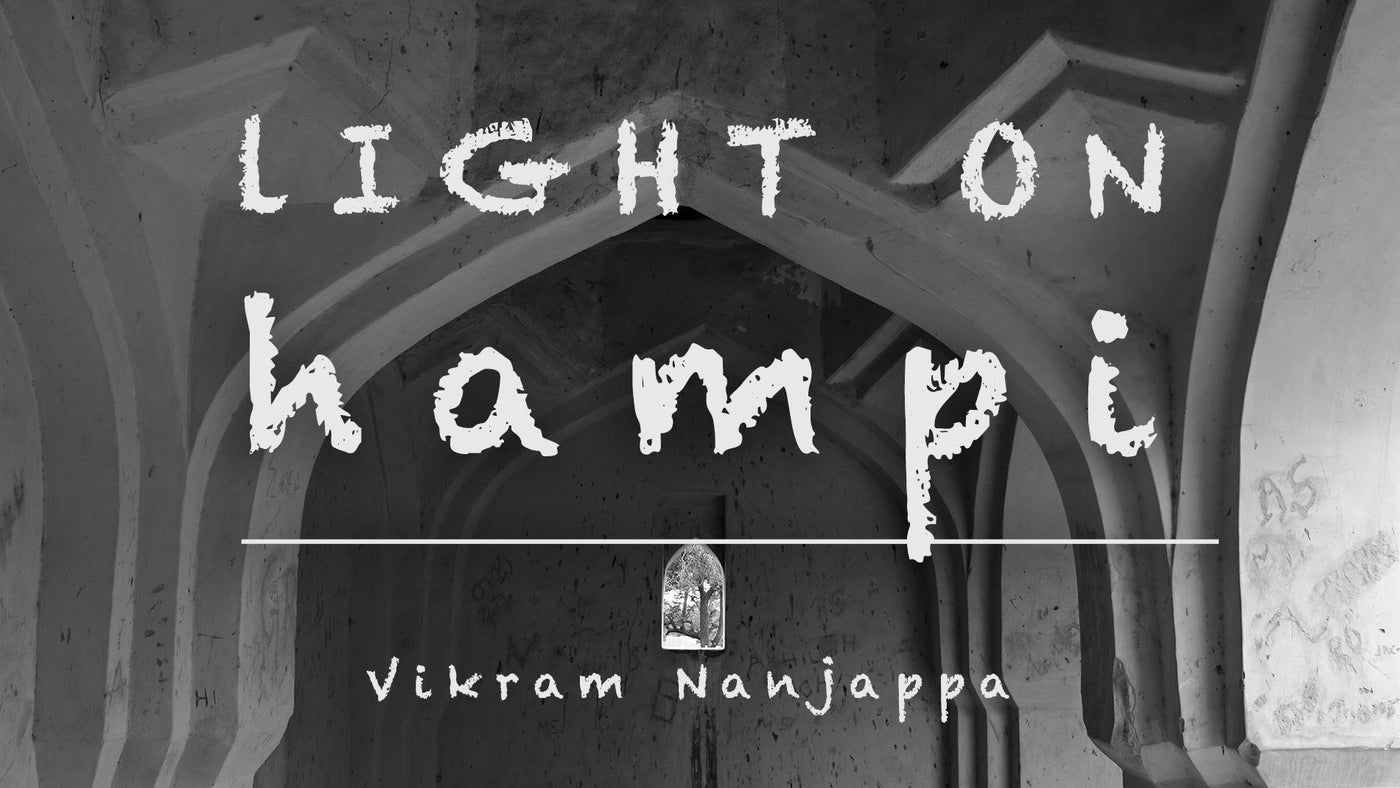 Light On Hampi