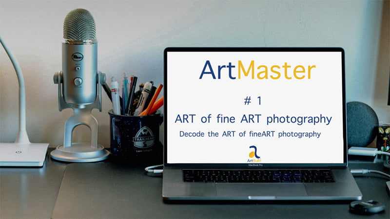 #1 ArtMaster - ART of fine ART photography - Recording