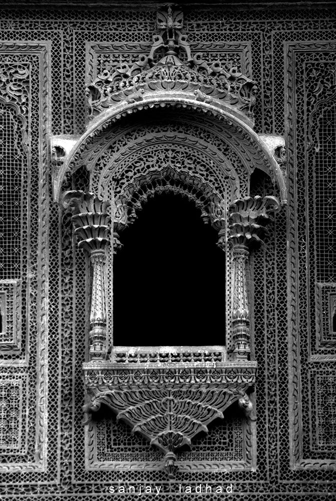 Ornate Window - ArtBuRt