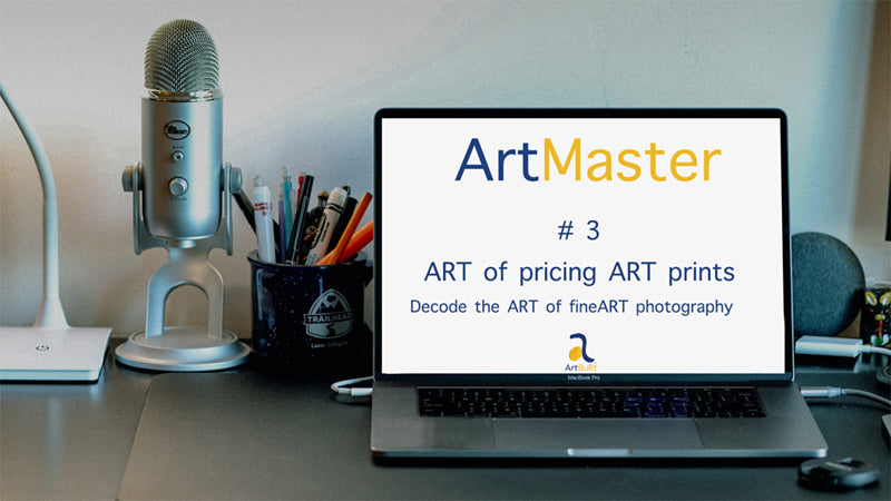 #3 ArtMaster - ART of pricing ART prints - Recording
