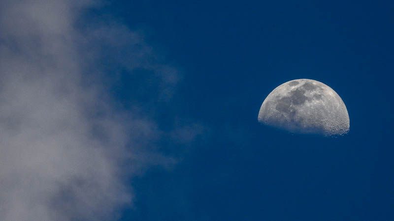 Moon & Cloud