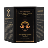 Stately Essentials Carbon Spark Charcoal Face Pack - STATELY ESSENTIALS
