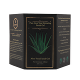 Stately Essentials Pure Aloe Vera Hydrating Facial Gel - STATELY ESSENTIALS