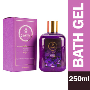 Stately Essentials Icy Lilac Bath Gel