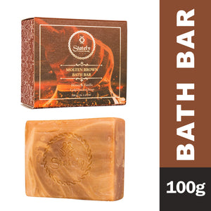 Stately Essentials Molten Brown Bath Bar