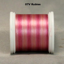 YLI #100 Silk Stitch - Variegated - Click for full colour range.