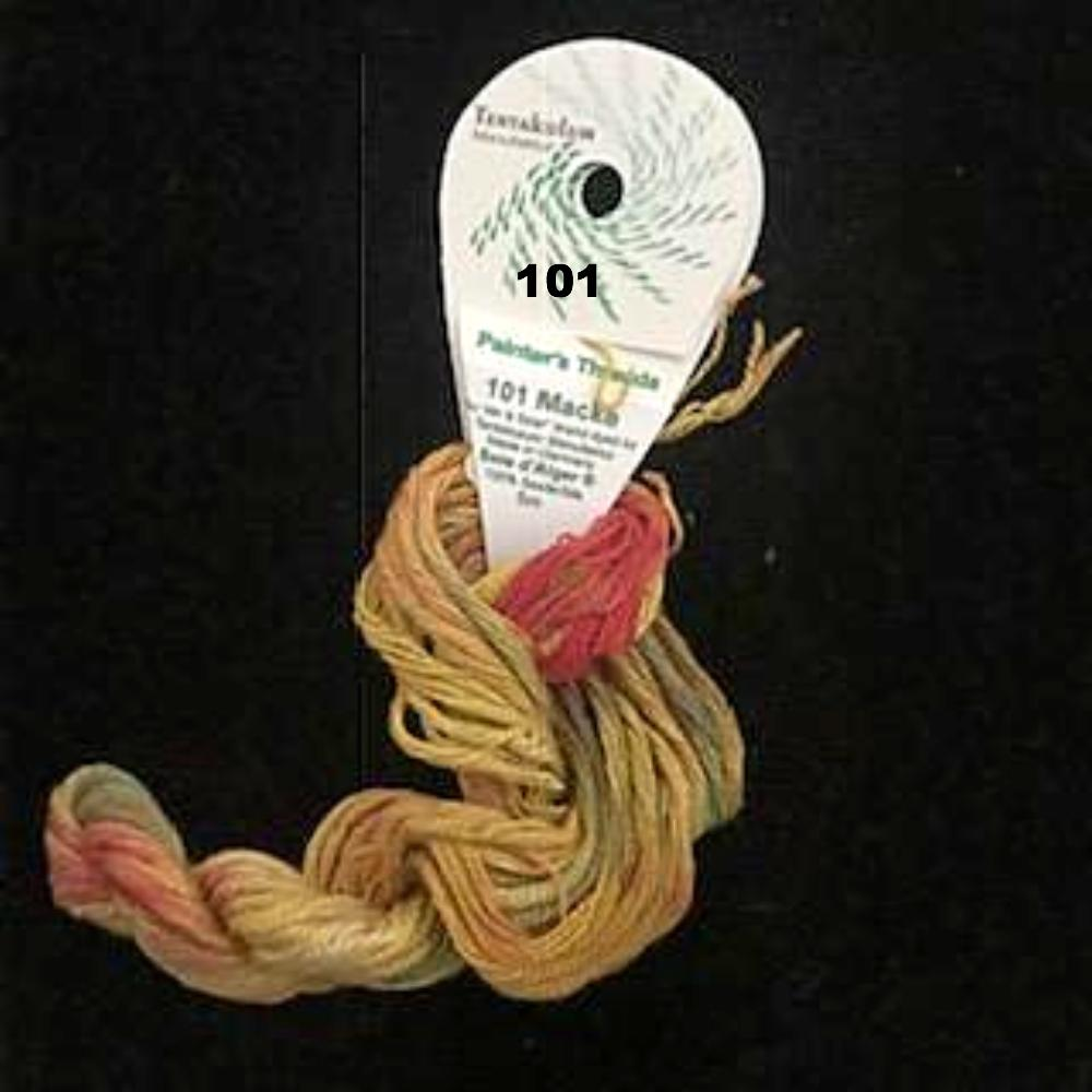 Painter's Threads Collection - Silk Thread- 5 metres - Sell Out.