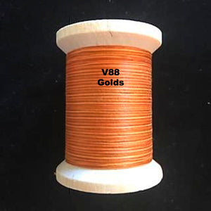 YLI Variegated Cotton Hand Quilting Thread - Sell Out - Click for Colours.