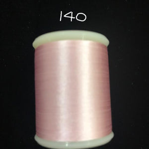 YLI - #50 Silk Thread - Click for full colour range - Page 2 of 2 pages.