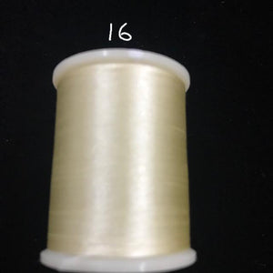 YLI - #50 Silk Thread - Click for full colour range - Page 1 of 2 pages.