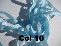 YLI Silk Ribbon - 2mm width - 15 metre spools - 81 colours - Click for full colour range.