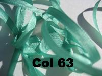 YLI Silk Ribbon-13mm-Avail. in 5 mtr spools & 1 mtr multiples-35 cols-Click for range.