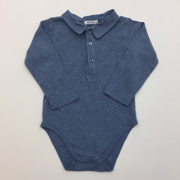 Body col manches longues - Bout'chou - 18 mois - Loulook Kids