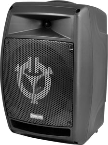 HELIX 208 Portable PA System with EMic & Mini Transmitter
