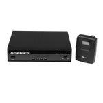 New! Fitness Audio 2.4Ghz Digital Wireless Mic System