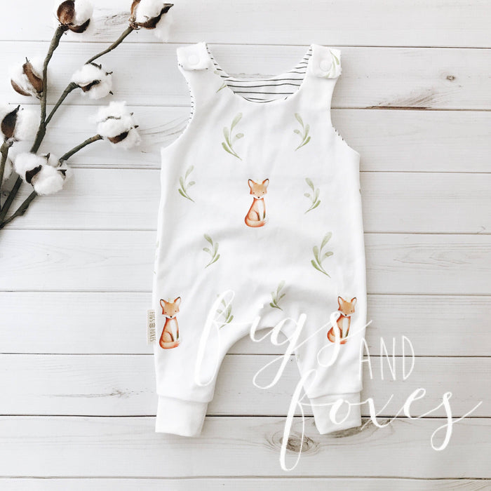 King Fox Romper