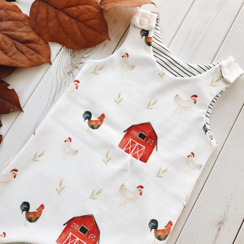 Chicken Romper