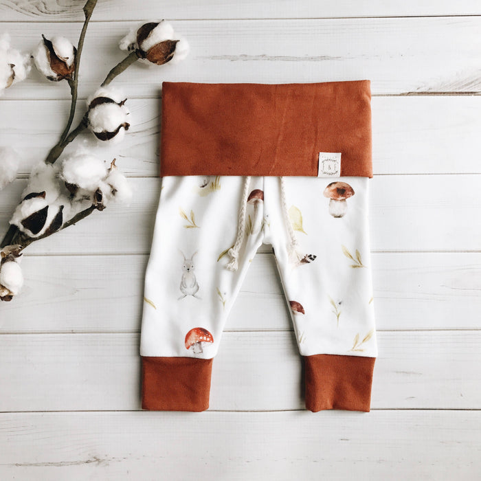 Autumn Woodland Joggers