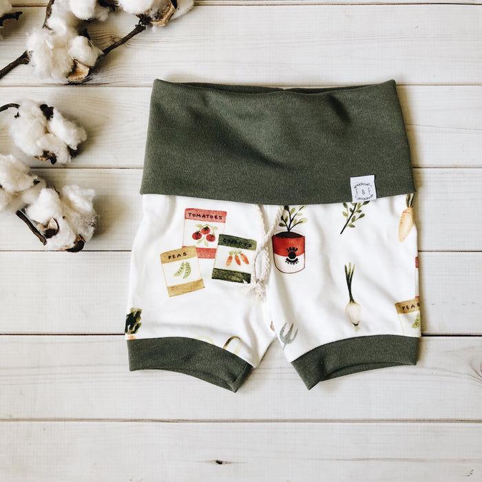 Little Gardener Shorts