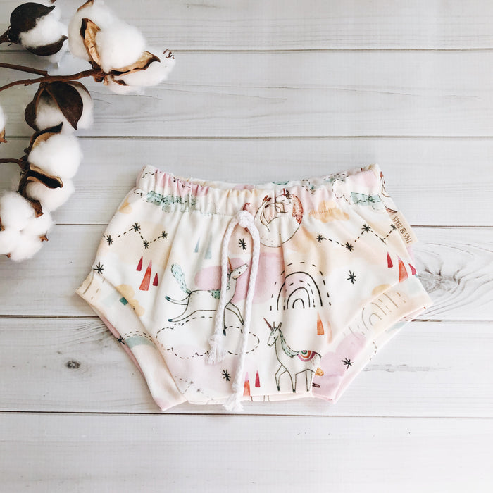 Unicorn Shorties