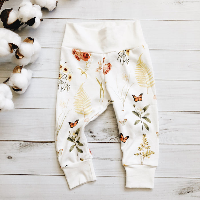 Monarch Meadow Leggings