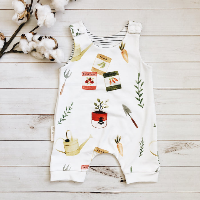 Little Gardener Romper