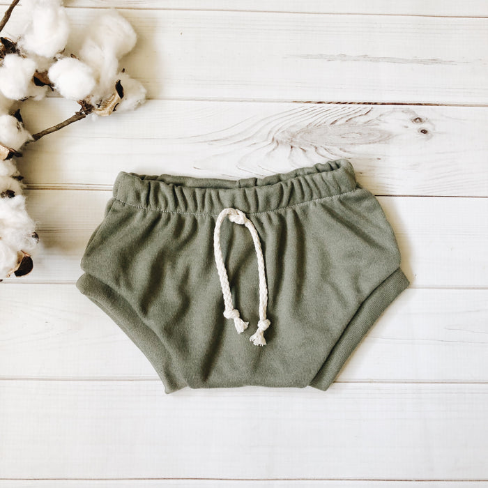 Olive Shorties