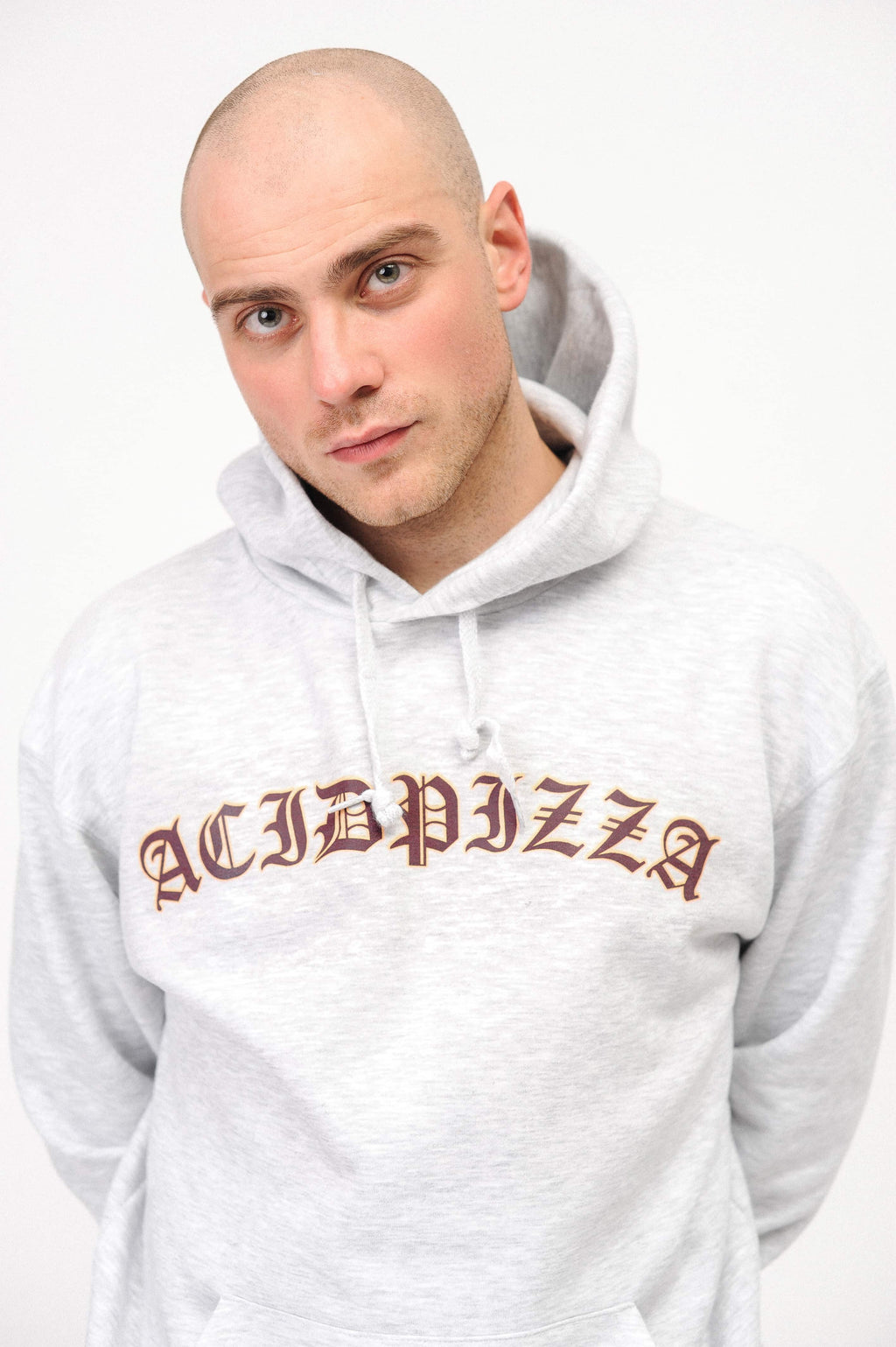Gothic Font Hoodie