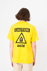 Caution Acid T-shirt