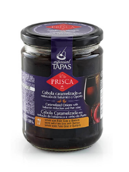 Chutney caramelized onions with balsamic reduction and OPorto, PRISCA 450g