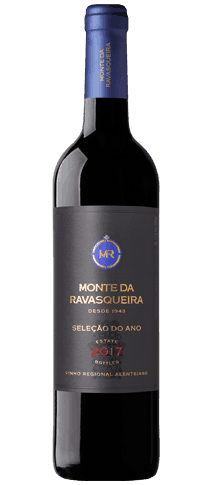 Monte da Ravasqueira Selection of the Year Red 2018 | Portugalské červené víno