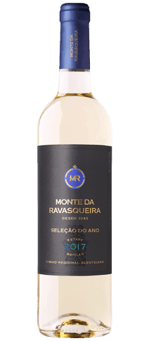 Monte da Ravasqueira Selection of the Year Branco 2018 | Portugalské bilé víno