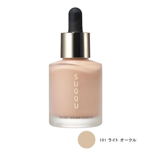 SUQQU NUDE WEAR LIQUID SPF19 PA++ 101 30ml