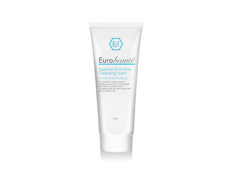 EUROBEAUTE ESSENTIAL ALL-IN-ONE CLEANSING FOAM 150ml